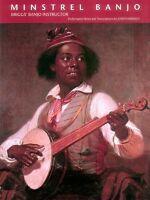 Minstrel Banjo Sheet Music Banjo 000000221