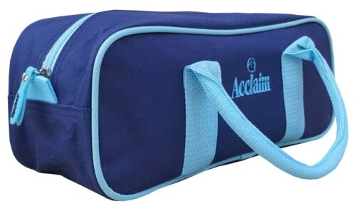 ACCLAIM Amble Three Bowl Bag Handles Zip Top Crown Green Level Green Short Mat