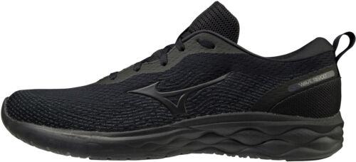 Details about  /Mizuno Wave Revolt Mens Running Shoes Black