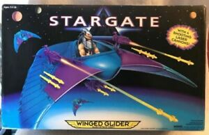 STARGATE Vehicle Winged Glider Missile Launcher 1994 Original Part