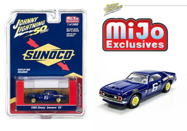 Johnny Lightning Chevy Camaro Ss 67 /& Nova Ss 65 Nickey JLCP7307 1//64