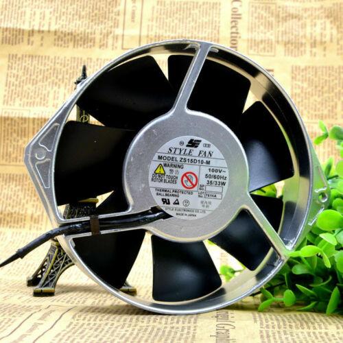 STYLE FAN ZS15D10-M 17238 100V 35W  Ac fan   free shipping #LRR