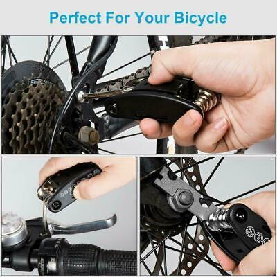 Useful Multi-purpose Mountain Bike Bicycle Repair Tools Allen key spoke Wrench S
