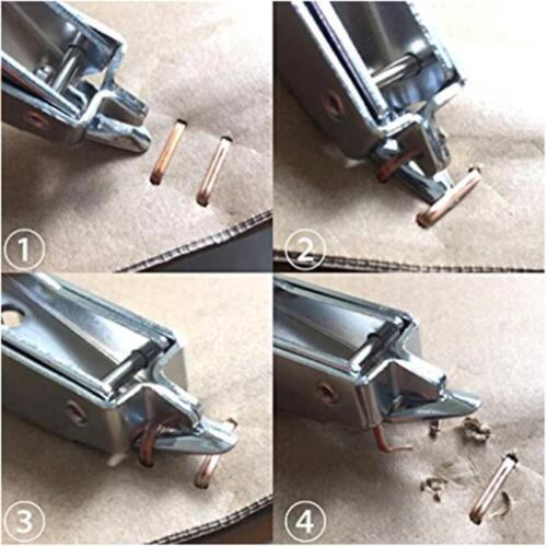 High Quality Heavy Duty Upholstery Staple Remover and Tack Nail Lifter Lin