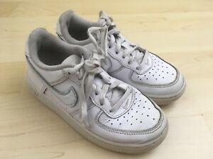 0eaf8c71d69 Nike Preschool White Air Force 1 One Low Athletic Sneakers 314193 ...