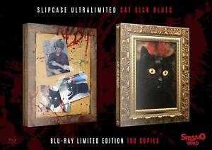 Cat Sick Blues - Limited Edition 100 cp (Audio ENG - Sub ITA) [Bluray + DVD]