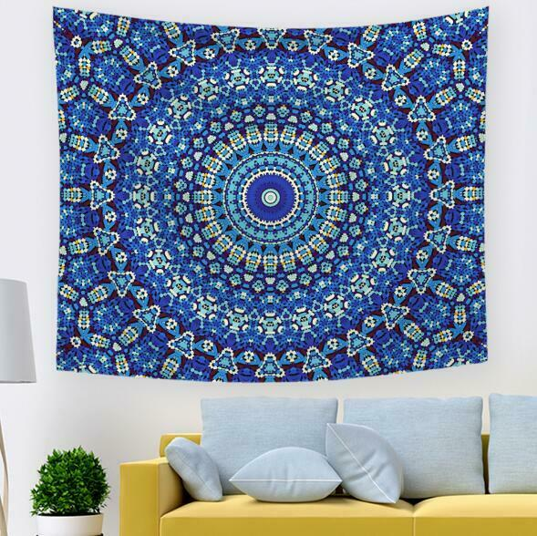 3D Traditional Pattern G96 Tapestry Hanging Cloth Hang Wallpaper Mural Photo Zoe