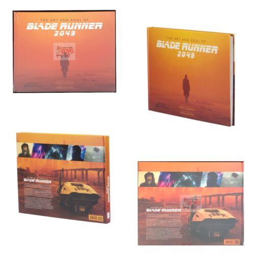 El arte y alma de Blade Runner 2049 Completo Color libro de 220 ...