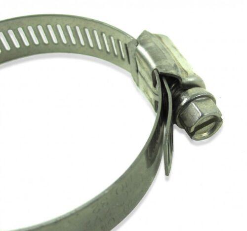 Schlauchschelle rostfrei Schlauchklemme Edelstahl 65-89 mm Schelle NEU 5029