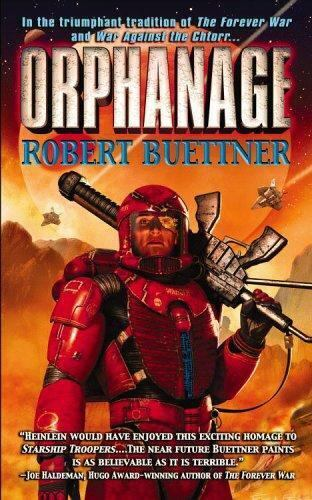 Orphanage By Buettner, Robert, Good Book - $1.25