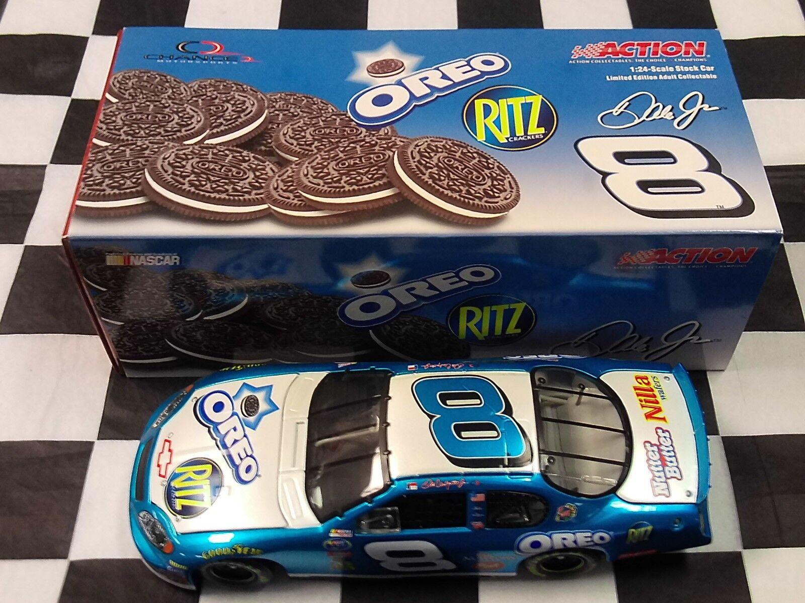 Dale Earnhardt Jr  8 Oreo Ritz 2004 Monte Carlo 1:24 Action NIB NASCAR 105670