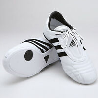 Adidas Sm-ii White Training Martial Arts Shoes Taekwondo Karate Mma