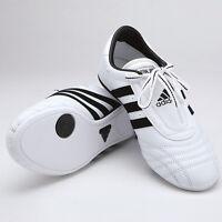 Adidas Sm-ii White Training Martial Arts Shoes Taekwondo Karate Mma