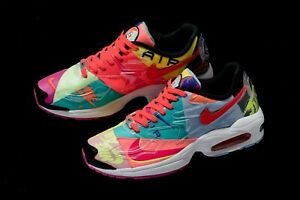 Details about Nike x Atmos Air Max 2 Light QS Shoes BV7406 001 Multi What the Airmax 8.5 12 US