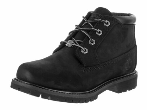 5 Timberland Negro Nubuck Boot Nuevo Chukka 41 Eu Nellie Uk 8 Original Suede ZxdIRvwx