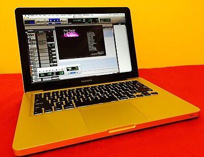 "Macbook Pro 13"" warranty Crease-Resistance 16gb Intel I5 Turbo 3.1ghz Fully Loaded 2tb Sshd"