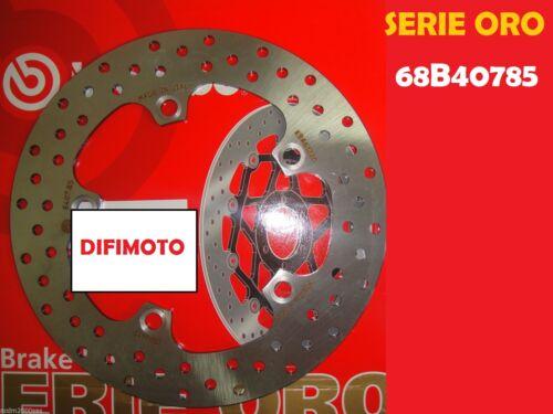 DISCO FRENO POSTERIORE BREMBO 68B40785 SUZUKI GSR 600 2006 2007 2008