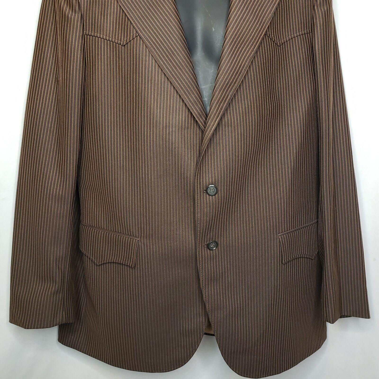 Ranchman Lasso Vintage Western Rockabilly Suit Ja… - image 3
