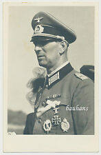 Foto-Portrait Major mit Piloten Abzeichen 1.WK/ EK1/ Wiederholungssp. usw(6367)