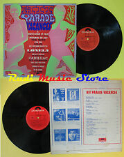 LP HIT PARADE VACANCES The who bee gees cream france POLYDOR657125 cd mc dvd vhs
