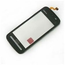 Touch Screen Digitizer Glass PDA Pad For Nokia 5233 5228 5230 5235 - Black
