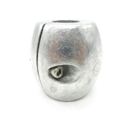 """Performance Metals Wellenanode Aluminium 3//4/"""" bzw 19mm C0750A Shaft Anode Ei Nuß"""