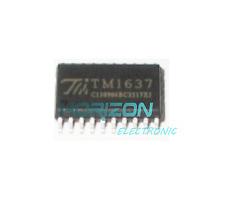 10PCS TM1637 para tubos digitales display LED chip SMD SOP-20 buena