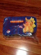 Nintendo 64 Pikachu Pokemon Blue & Yellow Console (Console Only, In Bag)