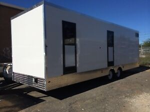 New Custom Built Site Office or Lunch room Caravans and ...