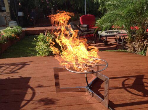 """FR18 Lebenszeit Garantiert 18 /"""" Marine-Qualität 316 Stainless Gas Feuerstelle"""
