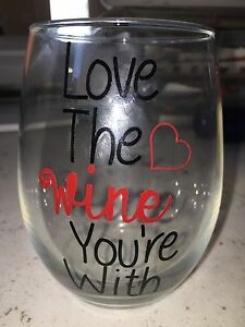 Details About Personalized Wine Tumbler