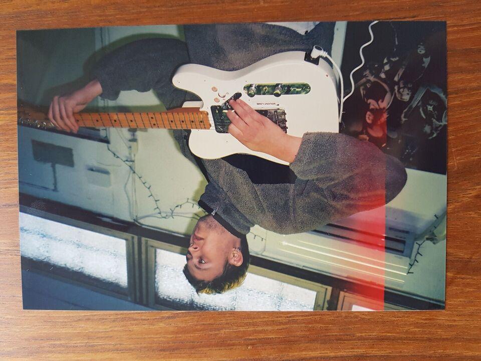 Undervisning i guitar