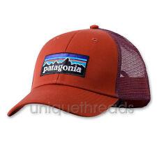 4bc18e26126e0 item 3 Patagonia Mens - P-6 Logo LoPro Trucker Hat Cap - Roots Red -Patagonia  Mens - P-6 Logo LoPro Trucker Hat Cap - Roots Red