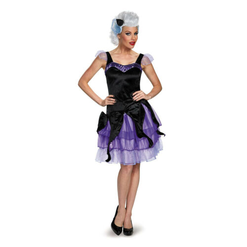 The Little Mermaid Women/'s Ursula Deluxe Adult CostumeDisguise 85690