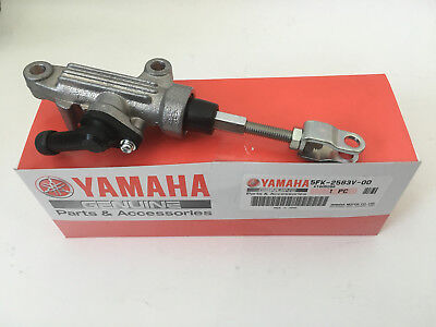 Yamaha 5EL2583V0000 Rear Master Cylinder