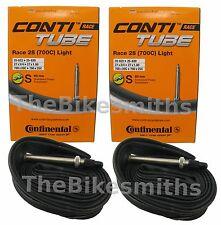 683e90fffb5 item 7 MultiPack Continental Race 28 Light 700 x 18-25 60mm Presta Valve  Road Bike Tube -MultiPack Continental Race 28 Light 700 x 18-25 60mm Presta  Valve ...
