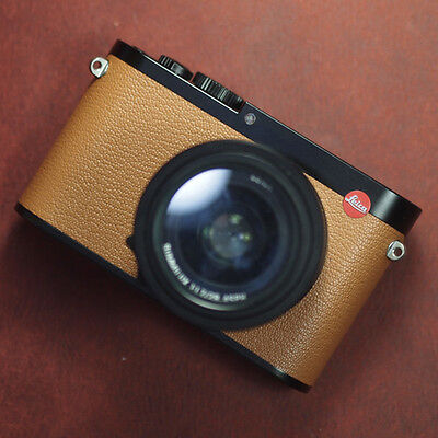 [Arte di mano] Real leather skin for Leica Q
