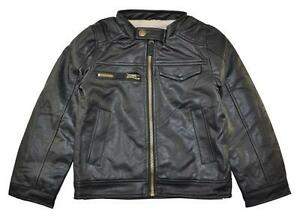 London Fog Boys Red Puffer Jacket Size 4 5//6 7