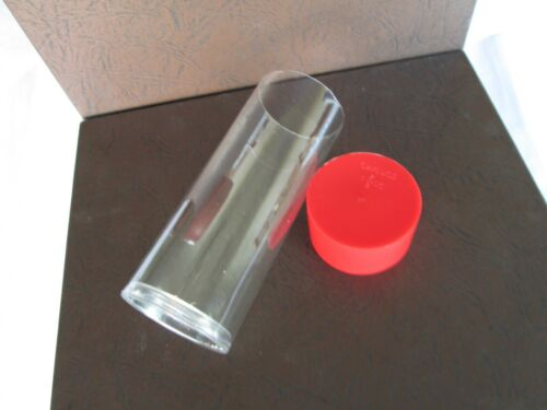 10 Storage Tubes for H Model Coin Capsule Holders