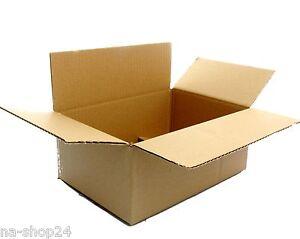SCATOLA 50x 300x215x140 mm Spedizione Scatola imballaggi Scatola Pacco Spedizione