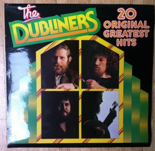 1 von 1 - THE DUBLINERS 20 Original Greatest Hits LP/U.K.