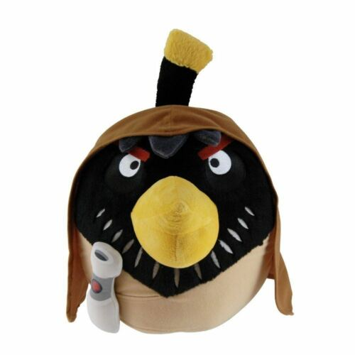 """Angry Birds Star Wars II Official Licensed Cuddly Toy Large 8/"""" Plush Soft Toy"""