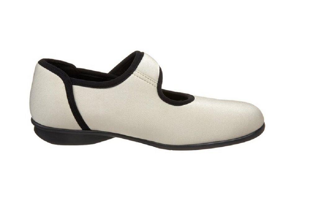 Barefoot Freedom by Drew Shoe Shoe Drew Women's Jada Mary Jane Comfort Flats 9 M US 0cc22d
