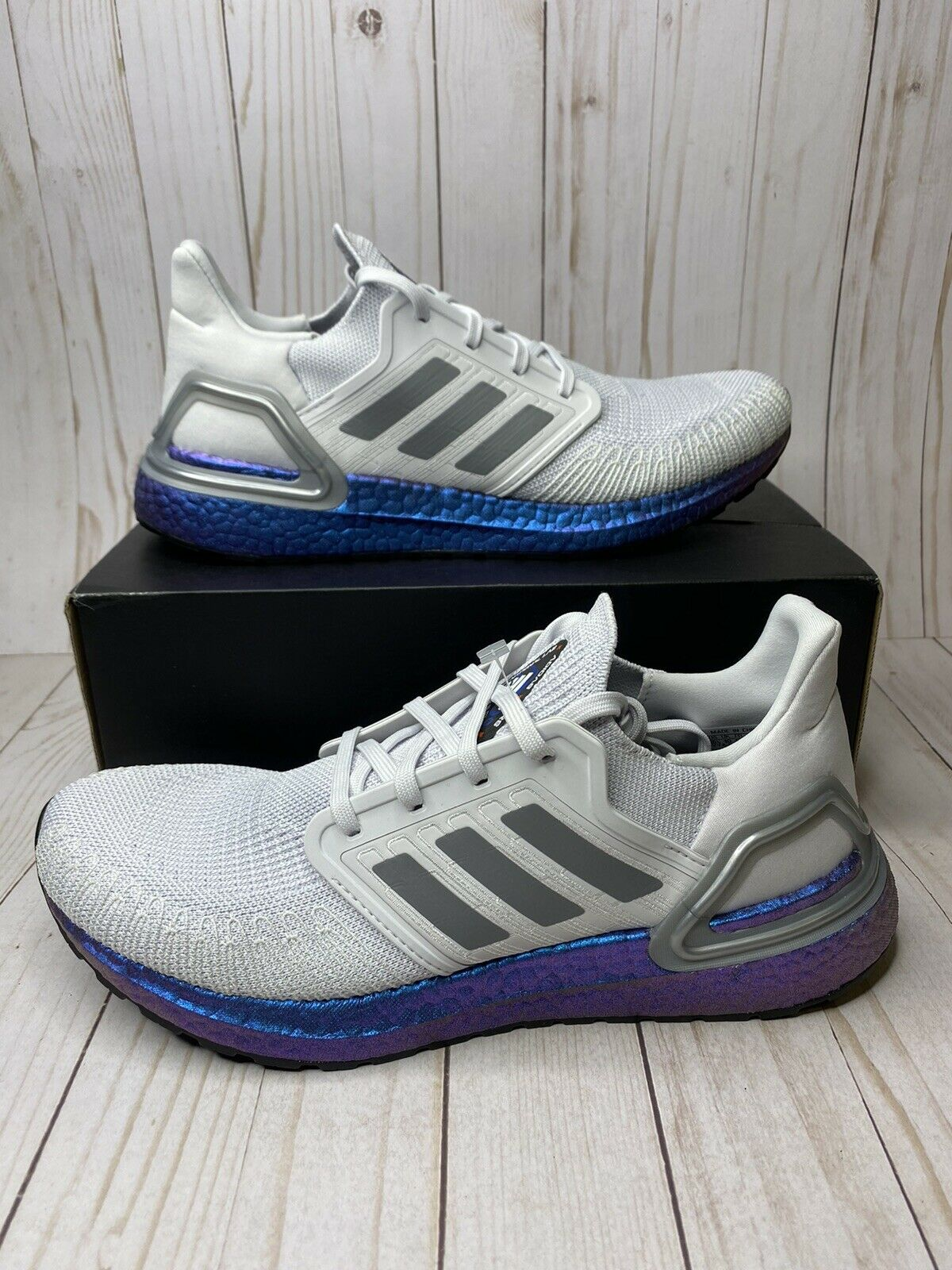 Size 11 - adidas UltraBoost 20 ISS US National Lab - Blue Boost 2019