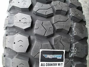 315 70R17 Tires >> Details About 1 New Lt 315 70r17 Ironman All Country Mt Tire 3157017 315 70 17 Mud M T 10 Ply