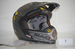 CASCO-CROSS-NUVO-GRAPHIC-GUN-METAL-FIBRA-TG-L-XL