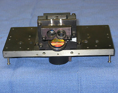 Differential Plane Mirror Interferometer Kit for HP/Agilent/Zygo Lasers