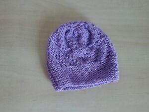 Bébé Filles Tricot Chapeaux-afficher Le Titre D'origine