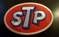"""STP AUTO HOT ROD PATCH embroidered iron on Patches patch  Nice 2.75"""" X 2"""""""