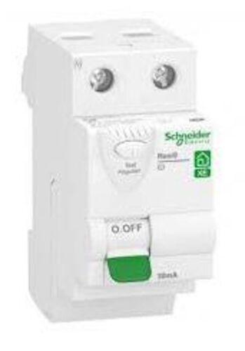 SCHNEIDER R9ERC263 RESI9 XE Inter diff 2P 63A 30mA Type AC NEUF